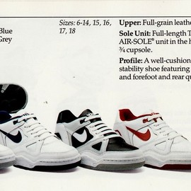 NIKE - AIR DELTA FORCE LOW