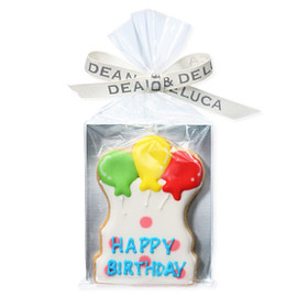 "DEAN & DELUCA - ""Happy Birthday"" cookie"