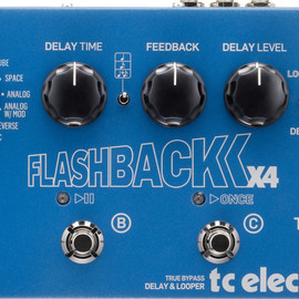 TC Electronic - Flashback X4 Delay & Looper