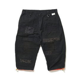 UNDERCOVER - Patchwork Shorts