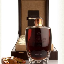 The Macallan - The Macallan 55 Year Old Lalique Decanter