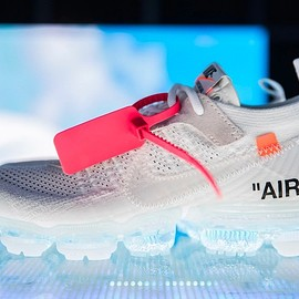 NIKE, OFF-WHITE - Air VaporMax Virgil Abloh