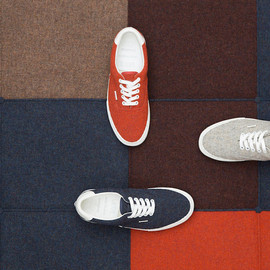 "VANS, Norse Projects - Norse Projects x Kvadrat x Vans ""Stoflighed Pack"""