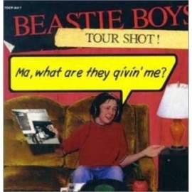 BEASTIE BOYS - TOUR SHOT