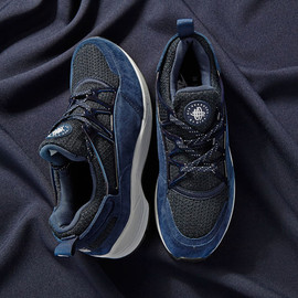 Nike, Size? - Air Huarache Light - Midnight Blue?