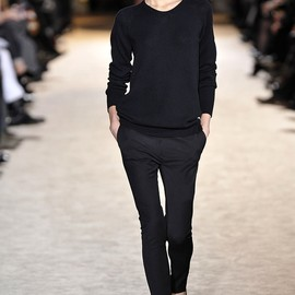 CELINE - All black/Fall 2010