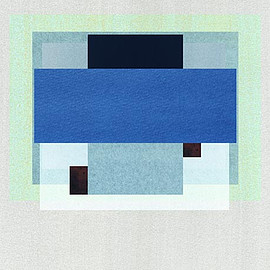 LISSA THIMM STUDIO - Saturated Squares