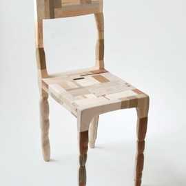 Studio Amy Hunting - Patchwork Chair