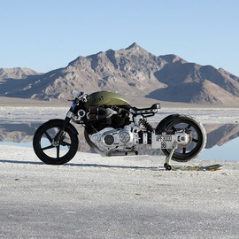 Confederate Motorcycles - Confederate X132 Hellcat Combat Motorcycle