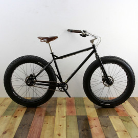 SURLY - NECK ROMANCER (BLACK OPS) PUG / ABOVE BIKE STORE CUSTOM2