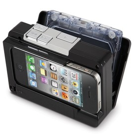 Hammacher Schlemmer - The Cassette To iPod Converter