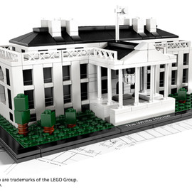LEGO(R) Architecture - 21006 The White House