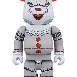 MEDICOM TOY - BE@RBRICK PENNYWISE 400%