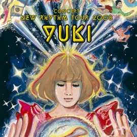 YUKI - concert New Rhythm Tour 2008 [DVD]