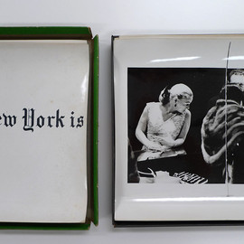 Robert Frank - New York is