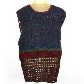 SIVA - RAG-RUG SLEEVELESS
