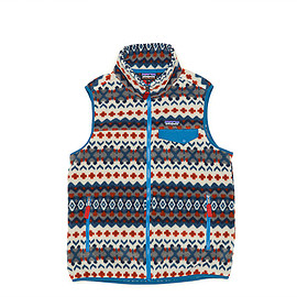 Patagonia - Men's Lightweight Synchilla Snap-T Vest-CUDB
