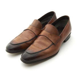 TOM FORD - Leather Slipon