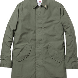 Supreme - 0-army_trench_coat