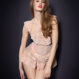 Agent Provocateur - Lucienne Pinafore