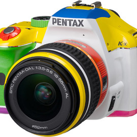 PENTAX, TOWER RECORD - RAINBOW K-x