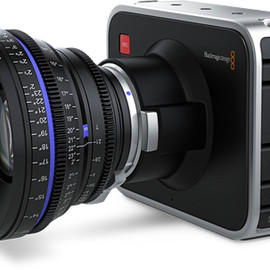 Blackmagic Design - Blackmagic Cinema Camera EF & MFT