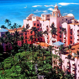 Starwood Hotels & Resorts - Royal Hawaiian Hotel