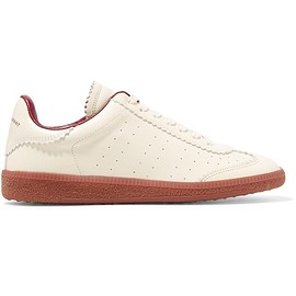 Isabel Marant - Étoile Bryce perforated leather sneakers