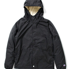 Mt.Design3776×Champion - COACH JACKET