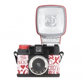 Lomography - Diana Mini and Flash Love Letters