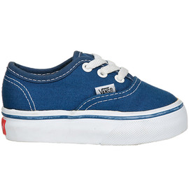 VANS - Canvas Authentic, Toddlers (Blue)
