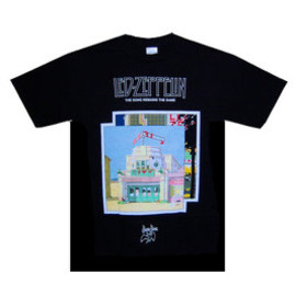 LED ZEPPELIN / SONG REMAINS THE SAME / T-Shirts Tシャツ レッド・ツェッペリン
