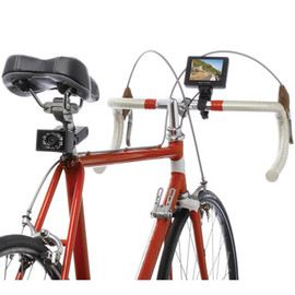 Hammacher Schlemmer - Bicycle Rearview Camera