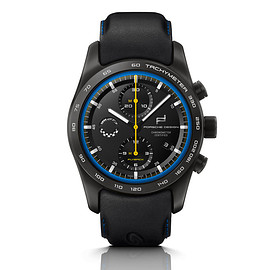 PORSCHE DESIGN - 911 GT3 Chronograph - Black/Shark Blue