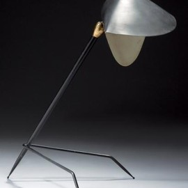 Serge Mouille - Table Lamp, ca 1950