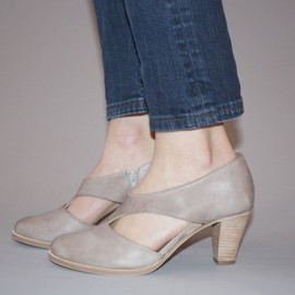 zeha berlin - side zip heel
