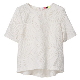 MSGM - 2013SS LACE TOPS