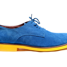 Del Toro - Royal Blue Oxford