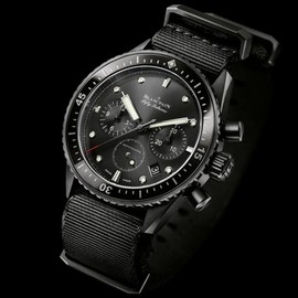 BLANCPAIN - Fifty Fathoms Bathyscaphe Flyback Chronograph