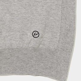 The CONVENI - FRAGMENT COTTON KNIT