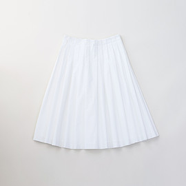 Phlannel - Poplin Tuck Skirt