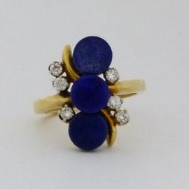 Cartier - Vintage Ring designed by Dinh Van