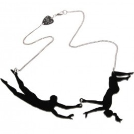 Tatty Devine - Trapeze Necklace