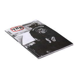 BARRY MCGEE - HUF X BARRY MCGEE ZINE