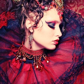 art - Red Queen