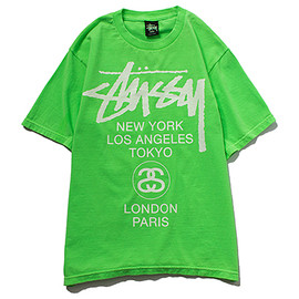 STUSSY WOMEN - World Tour