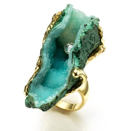Kara Ross - Raw Cave Ring