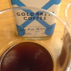 Sandow's London - Cold Brew Coffee