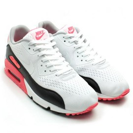 Nike - NIKE AIR MAX 90 PREMIUM EM WHITE/BLACK/INFRARED