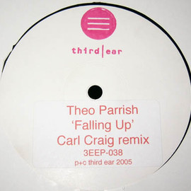 Theo Parrish - Falling Up (Carl Craig Remix)